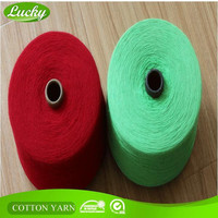 Prompt delivery competitive offer recycle sock yarn regenerate jeans yarn