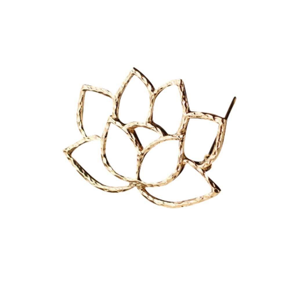 Hair Pins Baomabao Hairpin Hair Clips Headdress Flower Hair Accessories Lotus Retro Styling