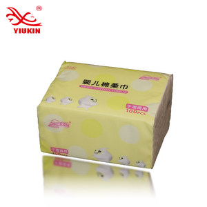 Cotton Tissue Wholesale Price Tissue Dry Wet Wipe Tissue