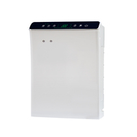 Hot sale intelligently ionizer smart mode air purifiers for household