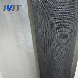 Quality epoxy resin coated stainless steel wire mesh 14mesh 0.21mm wire diameter insect screen
