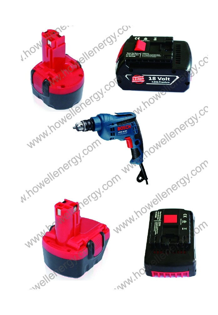 UL/CE/UN38.3 20V BD200LI-BB Rechargeable Li-ion Electric Tool Battery Pack