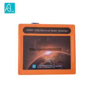 Mobile phone Underground Water Detection admt-100s 100m Deep Ground Water  Detector Equipment