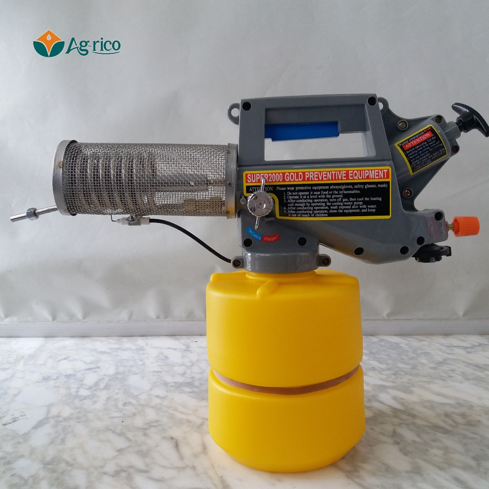 Plastic hand operated pest control agricultural fogger /chemical sprayer AG-S200