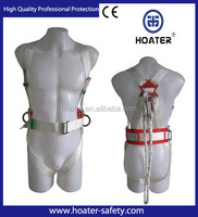 Polyester construction safety belt &harness