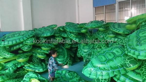 Hot Children S Inflatable Swimming Pool Sea Turtle Ride On