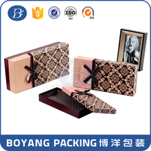 factory direct manufacture luxury high quality end packaging box for hair extension