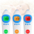 Baby adults wireless digital electronic clinical thermometer price meter