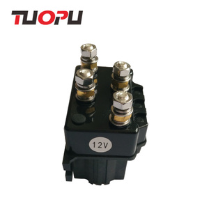 Manual 150 A Electrical Miniature Circuit Breaker for Winches