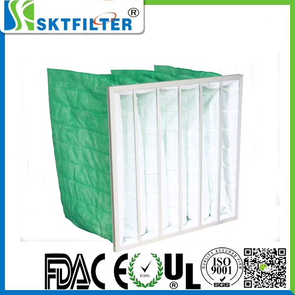 V Bank HEPA filter, filter for air purifier equipment H14 H15