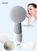 Home Use Facial Massage Machine Exfoliating Body Brush For Beauty And Personal Care