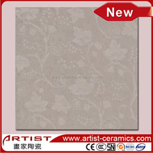 600x600mm rustic floor tile designs with glazed for interior tile use