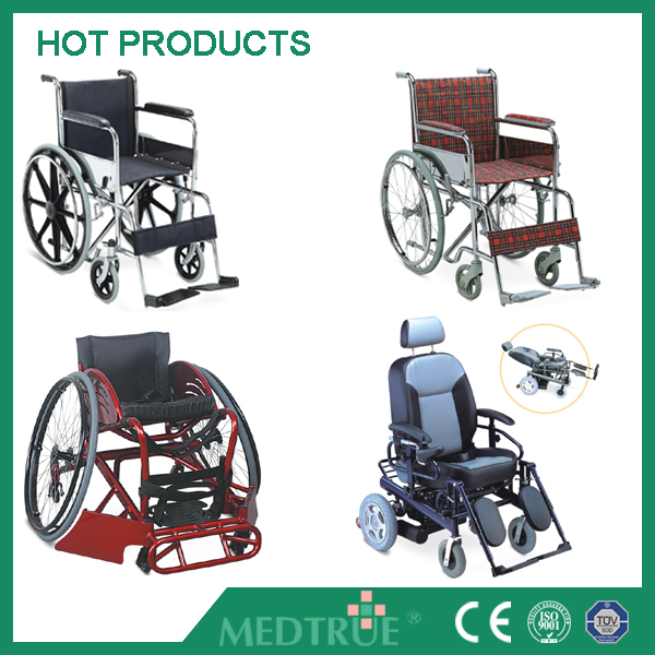 CE/ISO Approved High Quality Medical Electric Automatic Power Wheel Chair (MT05031005)