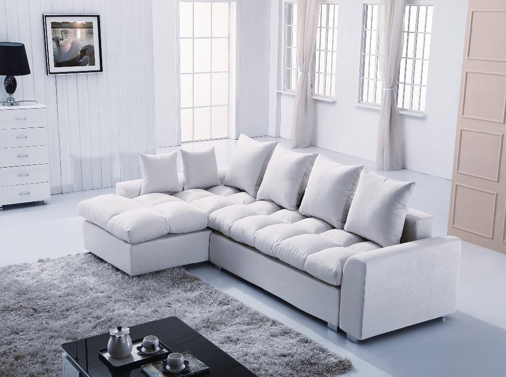 america home decorator living room fabric sofa bed b657 living room l shaped fabric corner. Black Bedroom Furniture Sets. Home Design Ideas