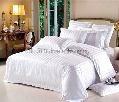 Latest Design Modern Jacquard Elegant Bed Sheet Set Bed