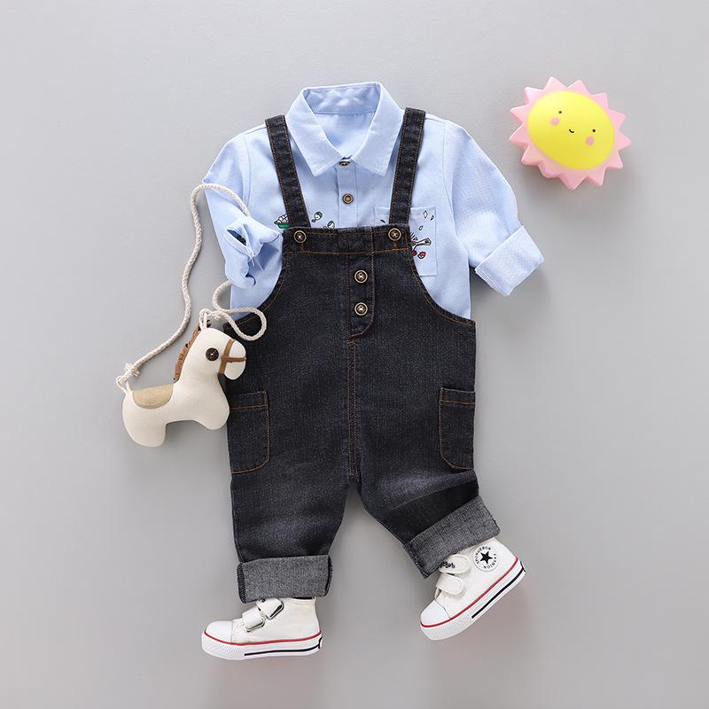 Nuovo arrivo felpa casual e pantaloni twinset arcobaleno nappe di disegno vestiti delle ragazze vestiti del bambino set