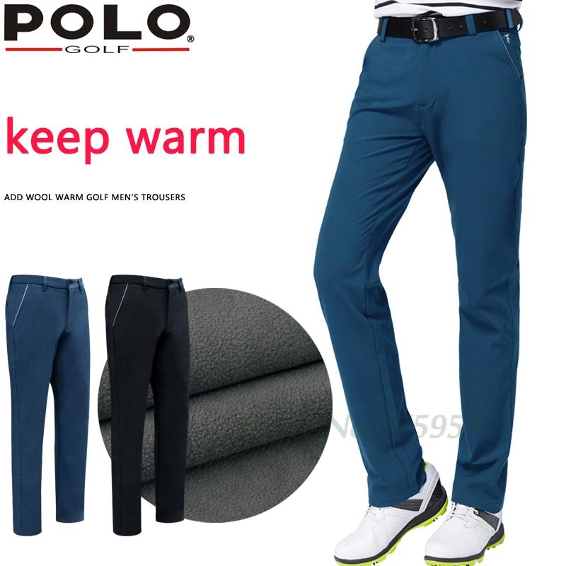 buscar oficial gran calidad color atractivo pantalones golf invierno