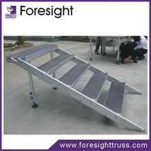 Portable Stage,Wedding Tent ,Flight Case Event stage Truss for Outdoor or Indoor Show