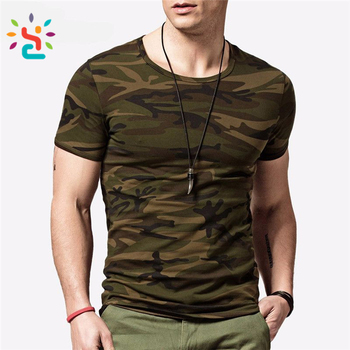 Compare Prices on Camouflage Tee Shirts mens 100% cotton blank t-shirt dress Online Shop