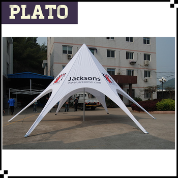 Outside Star Canopy Tents/star Shelter Tent/star Shade Party Tent ...