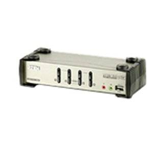 "Aten Cs1734b 4. Port Usb Kvmp Switch . 4 X 1 . 4 X Hd. 15 Keyboard/Mouse/Video ""Product Type: Switchboxes/Kvm Switchboxes"""