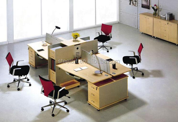 Office Furniture Luxury Wooden Boss Table Office Boss Table