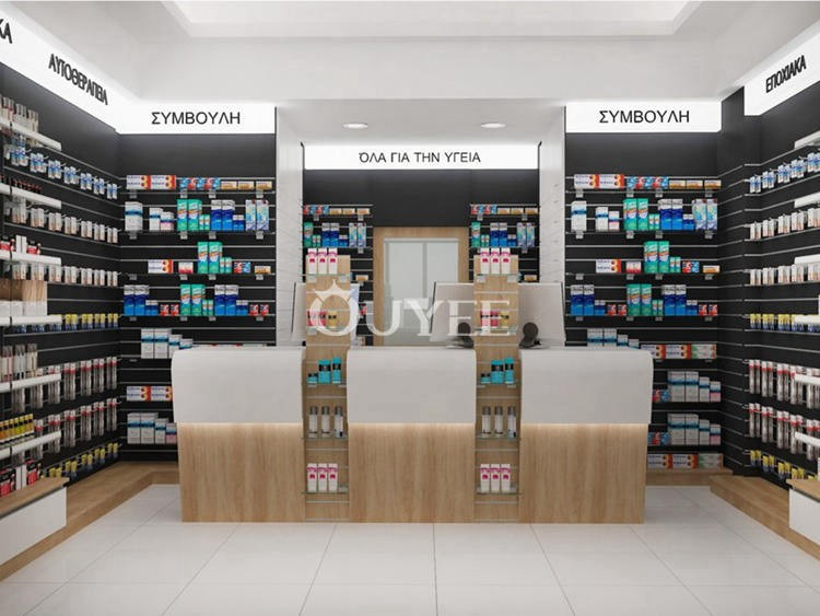 convenience store interior design ideas