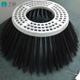 Various specifications black side brush disc/steel wire gutter broom