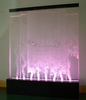 GH-S014 Room decoration acrlyic water bubble wall with changing LED light,Customized acrylic bubble wall