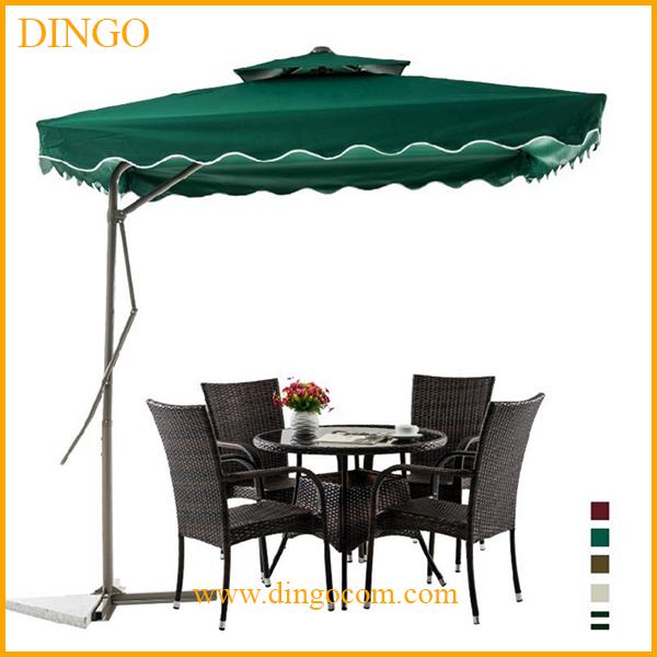 High Quality Promotional Sun Garden Parasol Umbrella Beer Garden