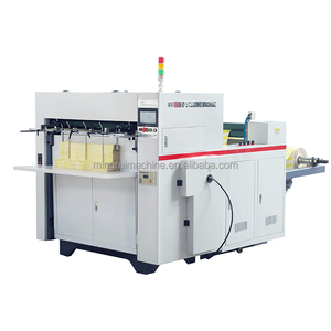 Best Selling Swing Arm Paper Reel Feeds Automatic Die Cutting Machine For Paper Cups MR-850E