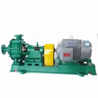 High Efficiency Anticorrosion single stage horizontal centrifugal slurry pump for liquid nitrogen