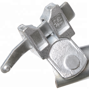 Ringlock Scaffold Brace End Steel Casting with pin