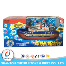 China Manufacturers 4channel plastic rc gas boat hulls with light