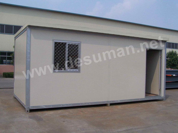 DESUMAN china luxury 2 bedroom container prefab container house homes
