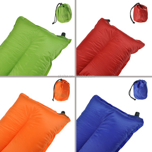 High Quality Cheap travel pillows, Outdoor Camping Hiking Self Inflatable Pillow