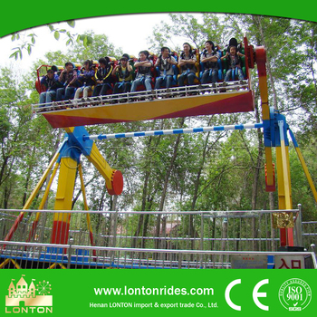 Feria Parque Para Adultos Columpio Al Aire Libre Juegos Top Spin