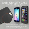 New Design Sticky Magical Mobile Phone Anti-gravity Case ,sticks Magic phone shell for iphone 5 5s G