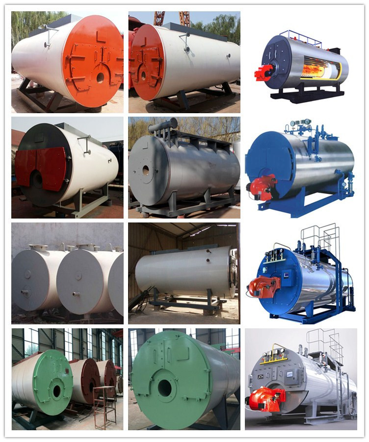 Construction Industry Used Vertical 0.7t/h Coal Fired Steam Boiler ...