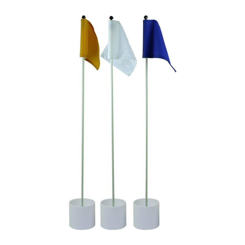 Golf Junior Flag Mini Golf Flag Golf Practice Green Flag