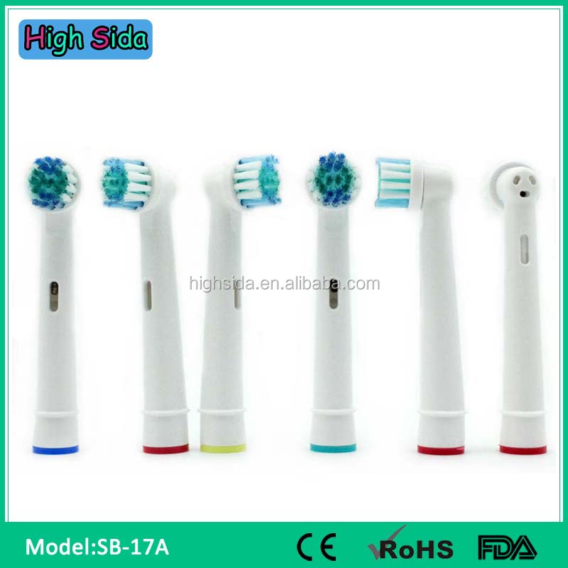 Wholesale Electrical Toothbrush Heads Replacement Sb-17a Compatible With  Oral B - Buy Electrical Toothbrush Heads,Sb17a,Toothbrush Head Product on