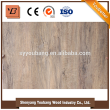 thickness of 12mm uv color painting board/uv melamine mdf