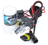 HID headlight H4-2 one xenon lamp one halogen lamp AC 12v/35w 3000k for dodge