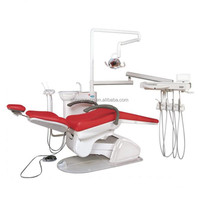 Factory price Dental chair unit equipment with Panoramic X-ray film viewer with CE & ISO approved