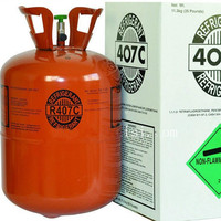 High Purity and Competitive Price Refrigerant Gas /R407c / R134A Refrigerant Price for Hot Sale