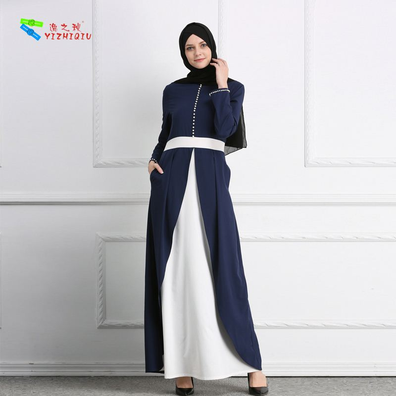 YIZHIQIU muslim prayer abaya beautiful abaya designs dubai abaya