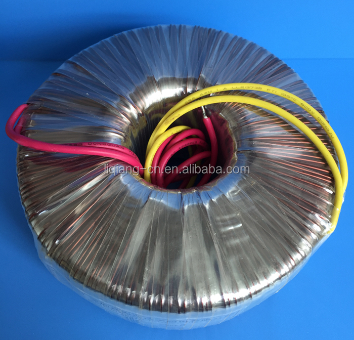 Customized Toroid Low Frequency Current Transformer,220v Toroidal ...