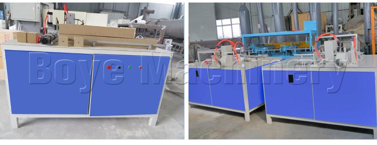 Best quality wood pallet block saw cutting machine