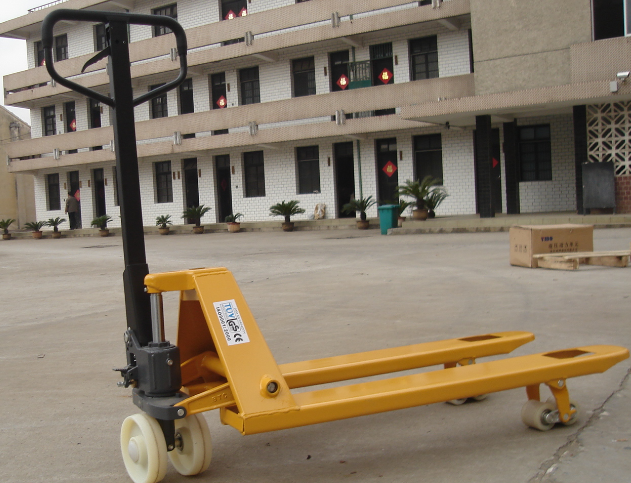 CTY Top Quality Hydraulic Hand fork lift truck
