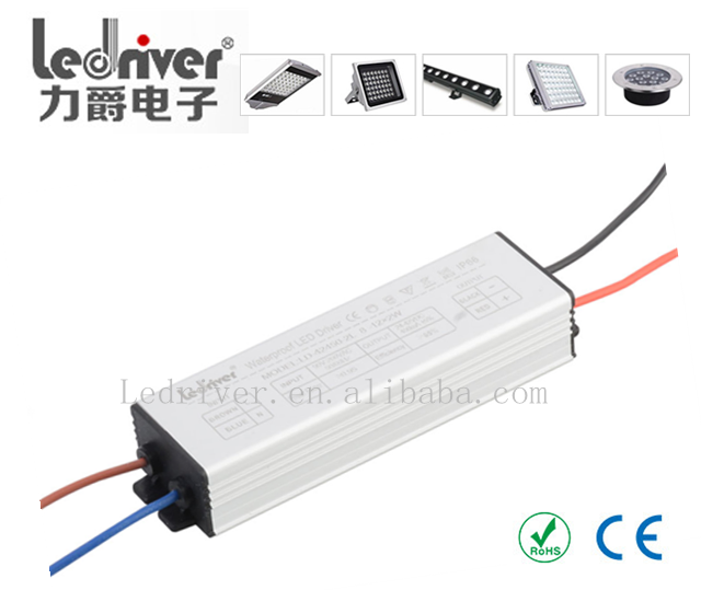 Single Output Constant Voltage AC to DC 24w 42v Led Driver Power Supply